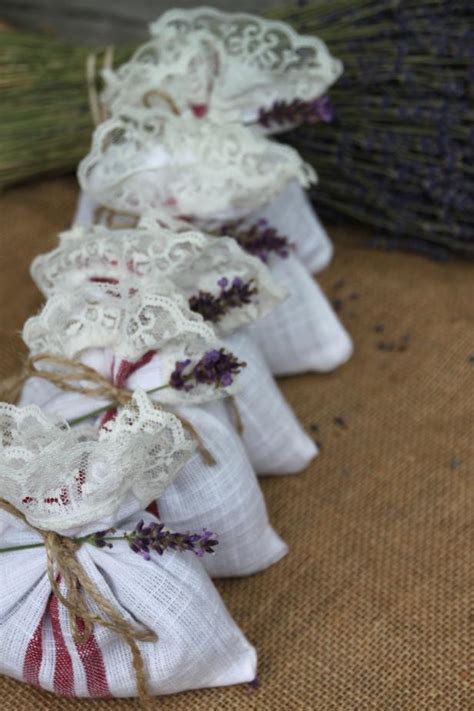 how to make dried lavender sachets hgtv