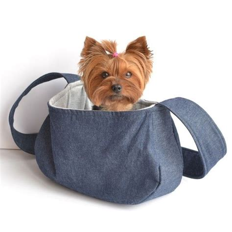 yorkie carrier bags sammy bag sling carrier pdf pattern