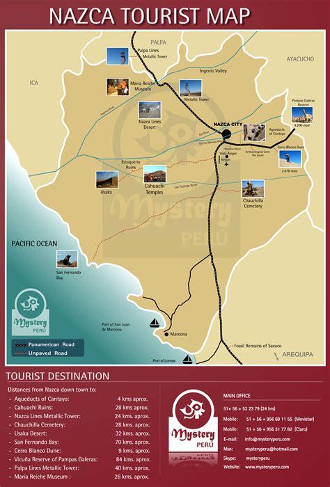 lines map nazca lines flights nazca lines programs tours nazca