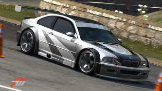 bmw m3 gtr most wanted real
