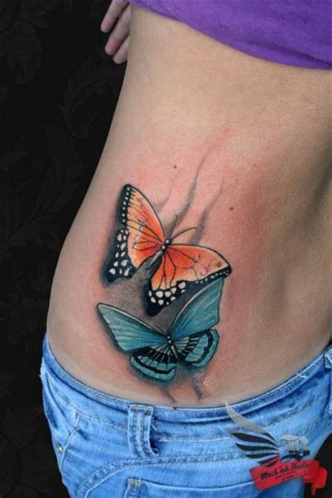 butterfly tattoo studio two butterflies tattoo by black ink studio best tattoo
