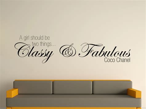 coco chanel wall stickers coco chanel quotes wall decals quotesgram