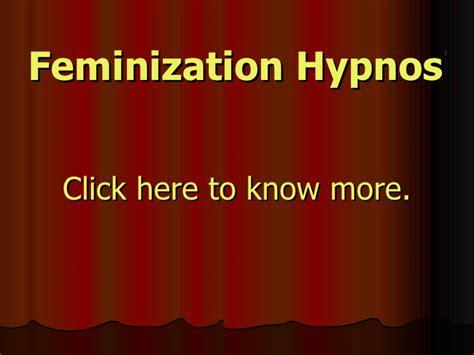 free feminization hypnosis programs free feminization hypnosis forced feminization sissy