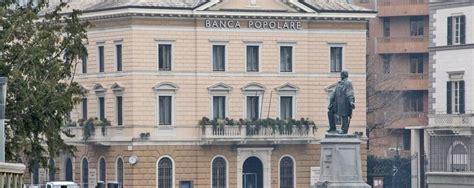 Banca Popolare Di Sondrio Locarno by Popolare Di Sondrio Verso L Acquisizione Della Cassa Di