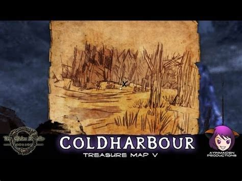 coldharbour treasure map coldharbour treasure map v elder scrolls wiki