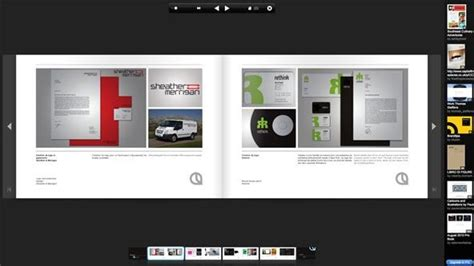 graphic design magazine layout pdf how to create a pdf portfolio or magazine with indesign