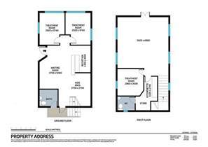 Real Floor Plans by Commercial Real Estate Floor Plans Digital Real Estate