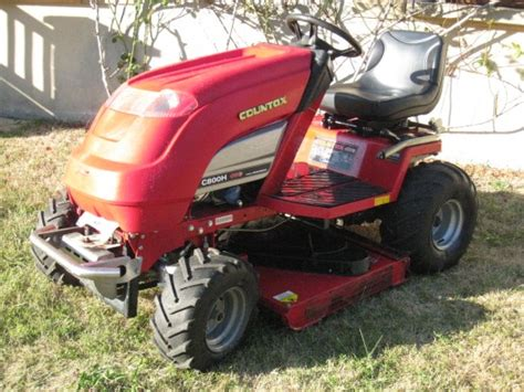 Mini Onarım Auto King by Used Lawn Tractors For Sale Agriaffaires
