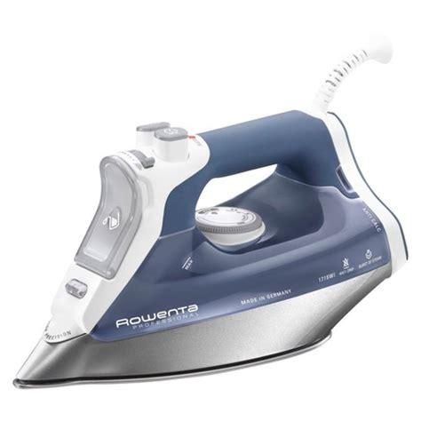 rowenta professional iron target