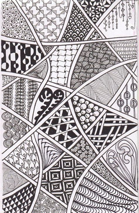 Drawing Zentangle by 25 Best Ideas About Zentangle Patterns On