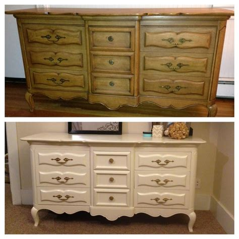 painted furniture ideas before and after before and after furniture photos