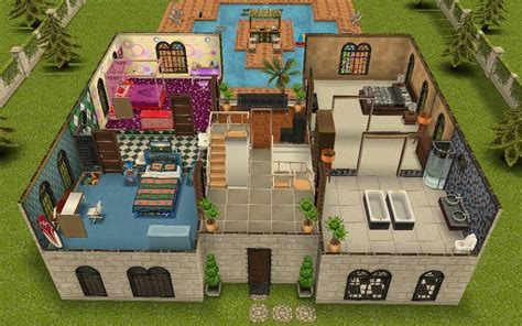 sims freeplay house floor plans the sims freeplay sim sign and teen mansion the girl