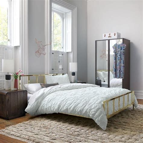 cb2 bedroom cb2 alchemy matte black queen bed aptdeco