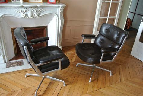 fauteuils eames lobby chair herman miller l atelier 50