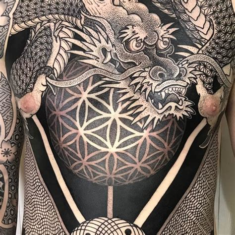 tattoos of the flower of life the symbol for human