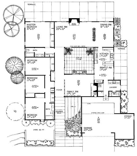 joseph eichler home plans best 20 eichler house ideas on pinterest joseph eichler
