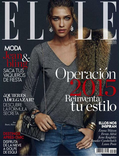 xavi biography book ana beatriz barros for elle spain by xavi gordo