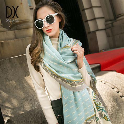 Pashmina New Casmere By Umama 1 luxury brand pashmina echarp scarf wrap warm shawl winter scarf scarves tassels