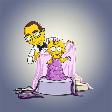 Oscars Liveblog Yay Maggie by The Simpsons At Sorozatjunkie
