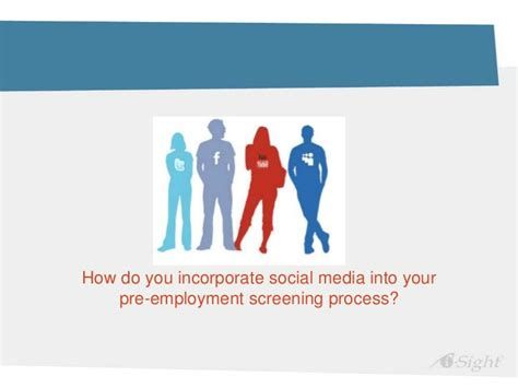 Social Media Background Check Companies Social Media Background Screening Webinar