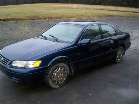 1997 Toyota Camry Mpg Sell Used 1997 Toyota Camry Ce Sedan 4 Door 2 2l In