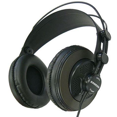 Headphone Samson Sr850 samson samson sr850 headphones black vinyl at juno records