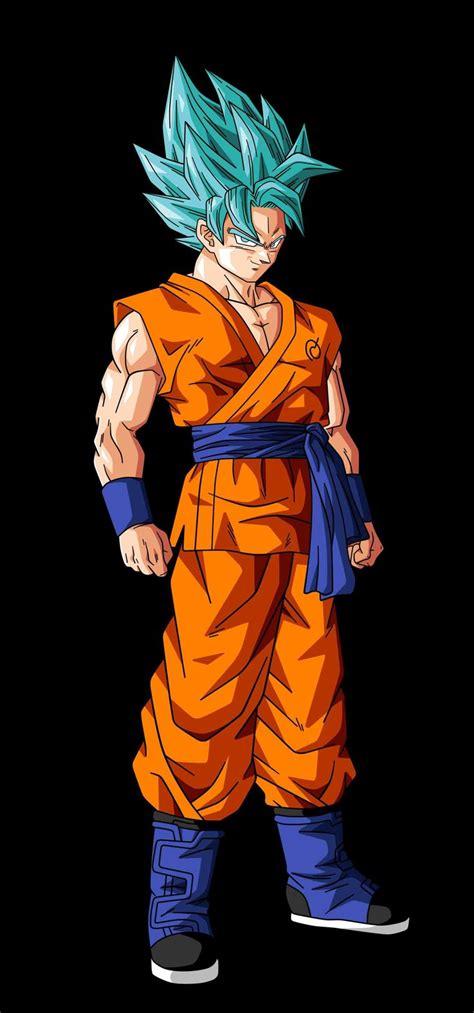 Pajangan Goku Saiyan 2 z goku saiyan god 2 jpg 2033 215 4345
