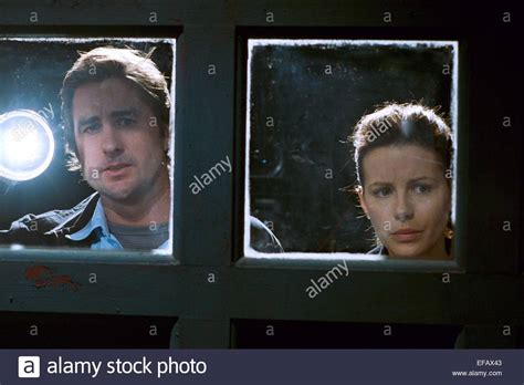Luke Wilson And Kate Beckinsale Are At Odds by Luke Wilson Kate Beckinsale Vacancy 2007 Stock Photo