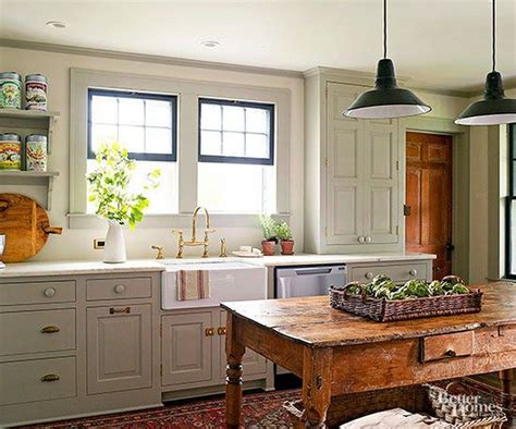 gorgeous modern cottage kitchen ideas  home country
