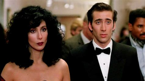 movie nicolas cage and cher flicks in five moonstruck classical mpr