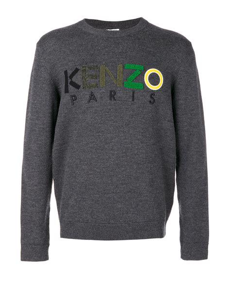 Hoodie Chion Crewneck Original Logo kenzo logo sweatshirt by kenzo sweatshirts sweaters ikrix