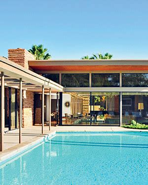 palm springs following in frank sinatra s footsteps rent frank sinatra s house departures