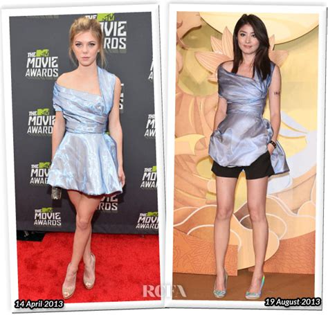 Who Wore Better Carpet Style Awards 2 by Julien Carpet Fashion Awards