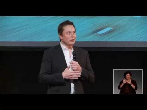 elon musk usc commencement speech video tesla motors 2014 shareholder meeting part 1