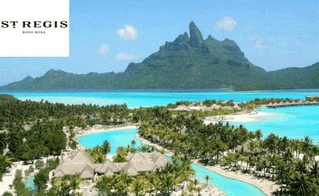 Where Is The Resort From Couples Retreat St Regis Bora Bora Tahiti Couples Retreat Resort