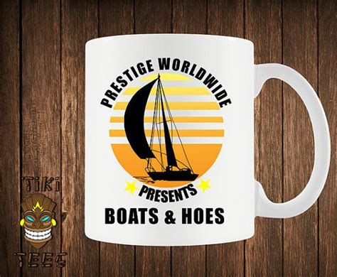 boats and hoes jokes funny boats and hoes coffee mug step brothers mugs gift by