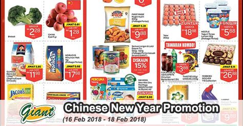 tesco malaysia new year promotion new year promotion 16 february 2018 18