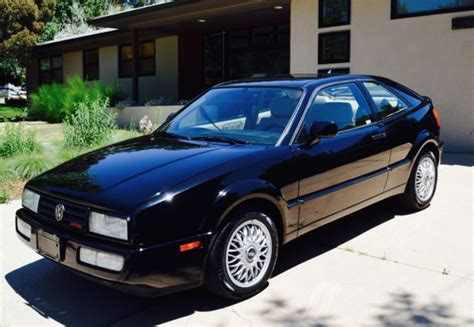 auto air conditioning repair 1992 volkswagen corrado on board diagnostic system classic 1992 volkswagen corrado slc vr6 very rare only 28 500 miles one owner stock for