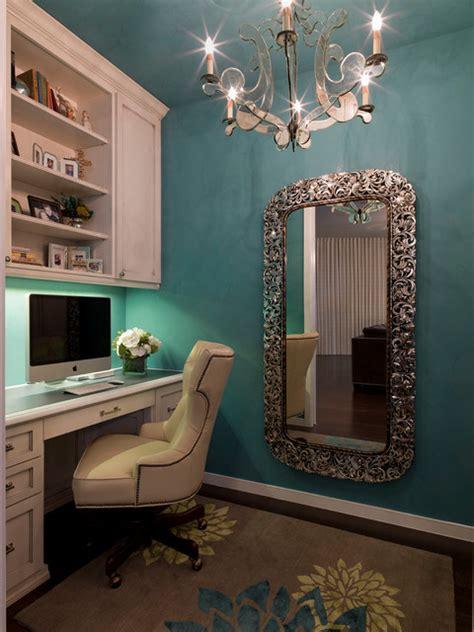 austonian luxury condo home office