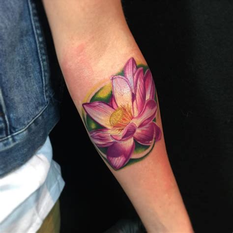 lotus finger tattoo 26 lotus flower designs ideas design trends