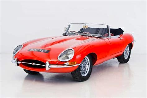 Jaguar Sports Cars For Sale 1964 Jaguar E Type Silodrome