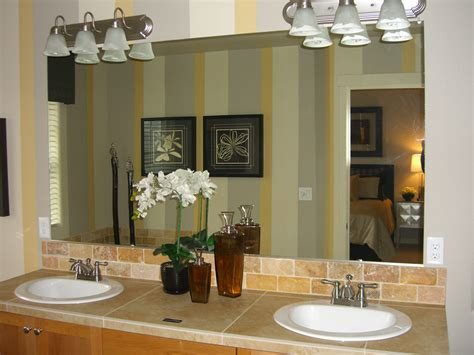 Bathroom Mirror With Electrical Outlet Custom Bathroom Mirrors Mirrors Vanity Esp Supply Inc Mirror And Glass Portland Or