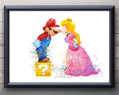 Mario Home Decor by Best 25 Mario Ideas On Nintendo