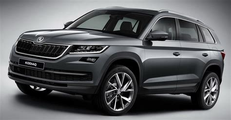 skoda confirms kodiaq in hybrid for 2019