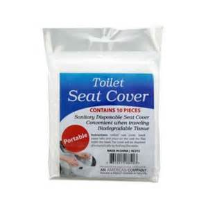 Toilet Seat Covers Walmart Disposable Toilet Seat Covers Set Of 24 Walmart