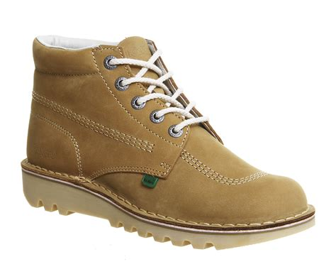 Sale Kickers Boots Premium Walking kickers kick hi m leather boots