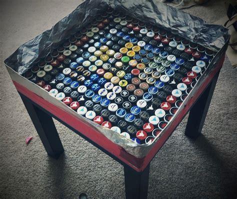 lack bottlecap table ikea hackers ikea hackers