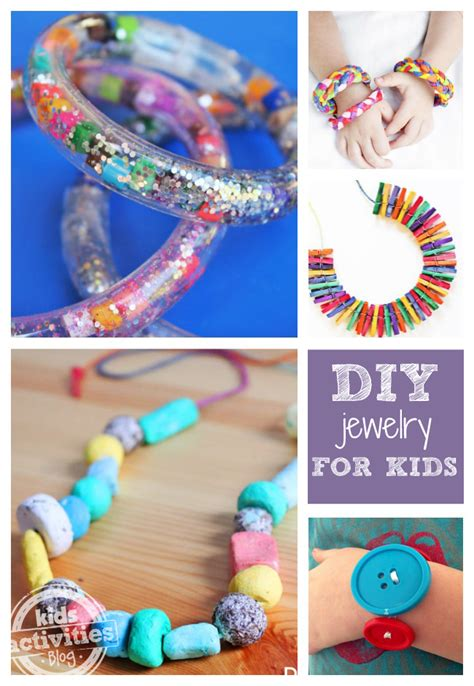 diy projects for kids diy jewelry for kids 10 projects for your budding fashion