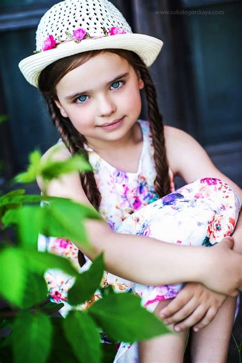 St Kid Echana Fanta sofia fanta 8 years lives in moscow russia russian children moscow 8