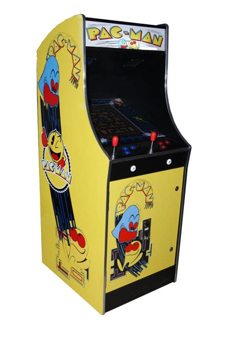 pac arcade cabinet arcade rewind 60 in 1 upright arcade machine pac